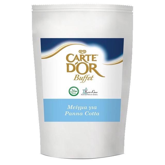 Carte d' Or Buffet Μείγμα για Panna Cotta 10 kg