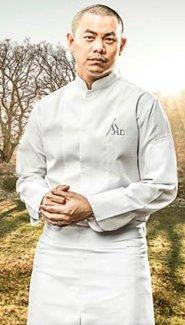 Clement σακάκι chef με μακρύ μανίκι