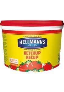 Hellmann's  Κέτσαπ 5 Kg -