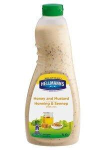 Hellmann's Μέλι & Μουστάρδα Dressing 1 lt