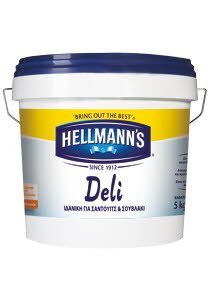 Hellmann's Μαγιονέζα Deli 5 lt