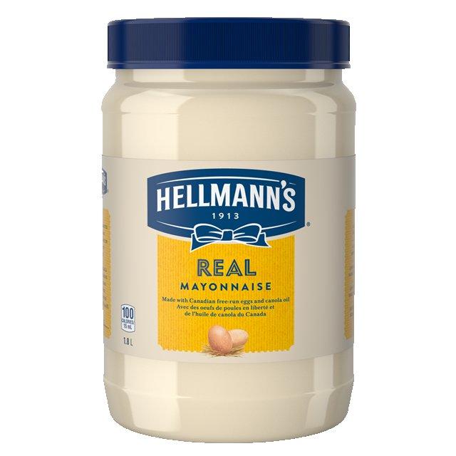 Hellmann's Μαγιονέζα Real 2 lt