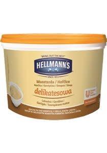 Hellmann' s Μουστάρδα 3 kg