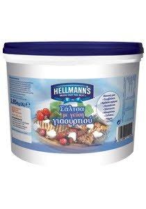Hellmann's  Σάλτσα Γιαουρτιού 3 lt