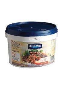 Hellmann's  Σάλτσα Μουστάρδα 3 lt