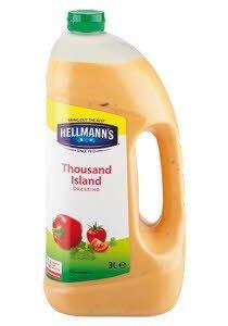 Hellmann's  1000 Nησιά Dressing 3 lt
