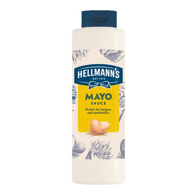 Hellmann's Αναπλήρωμα Μαγιονέζας 820 gr