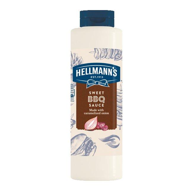 Hellmann's Κέτσαπ Μπάρμπεκιου 950 gr