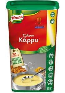 Knorr Αφυδατωμένη Σάλτσα Κάρρυ  1,4 kg -
