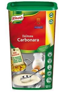 Knorr Αφυδατωμένη Σάλτσα Καρμπονάρα 1 Kg -
