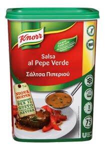 Knorr Αφυδατωμένη Σάλτσα Πιπεριού 840 γρ -