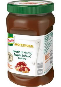 Knorr Επαγγελματικός Ζωμός Βοδινού σε Gel 800 gr