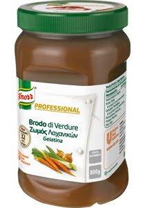 Knorr Επαγγελματικός Ζωμός Λαχανικών σε Gel 800 gr