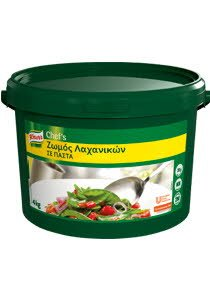Knorr Ζωμός Λαχανικών σε Πάστα 4 kg