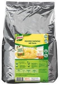Knorr Πουρές με Γάλα 2 kg -