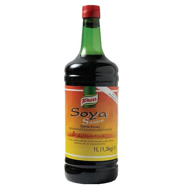 Knorr Σάλτσα Σόγιας 1300 gr