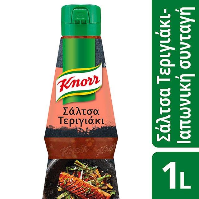 Knorr Σάλτσα Τεριγιάκι 1,23 lt -