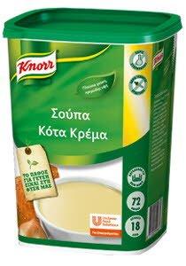 Knorr Σούπα Κότα Κρέμα 1040 gr -