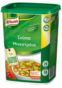 Knorr Σούπα Μινεστρόνε 900 gr -