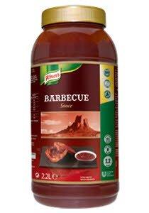 Knorr Υγρή Σάλτσα Μπάρμπεκιου 2,20 lt