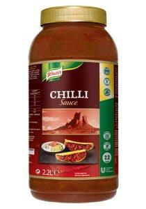 Knorr Υγρή Σάλτσα Τσίλι 2,20 lt -