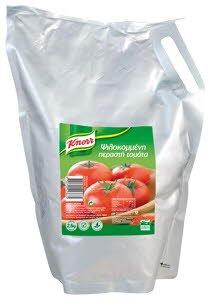 Knorr Ψιλοκομμένη Περαστή Τομάτα 2,5 Kg