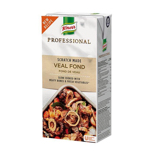 Knorr Fond Μοσχάρι 1 lt