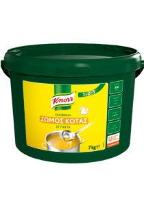 Knorr Knorrox Ζωμός Κότας σε Πάστα 7 kg -