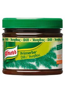 Knorr Primerba Πάστα Άνηθος 340 gr -