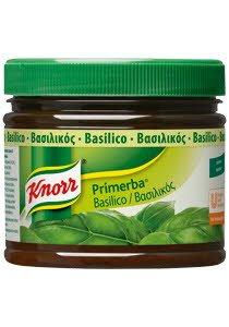Knorr Primerba Πάστα Βασιλικού 340 gr -