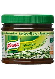Knorr Primerba Πάστα Δενδρολίβανο 340 gr -