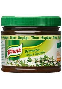 Knorr Primerba Πάστα Θυμάρι 340 gr