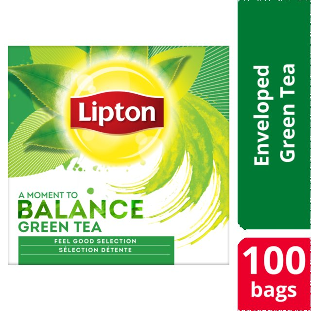 Lipton Πράσινο Τσάι  1,3 gr -