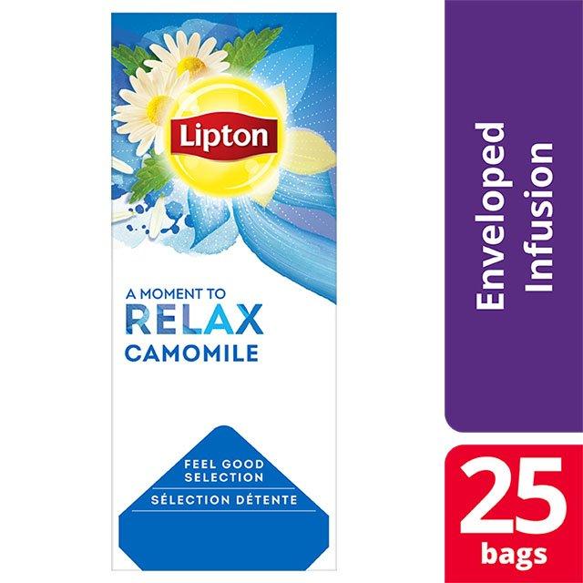 Lipton Χαμομήλι 25 Φακελάκια -
