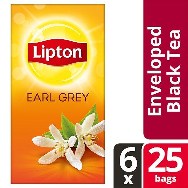 Lipton Earl Grey 25 Φακελάκια -