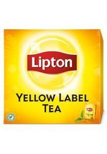 Lipton Yellow Label Ατομικά Φακελάκια 100  Φακελάκια