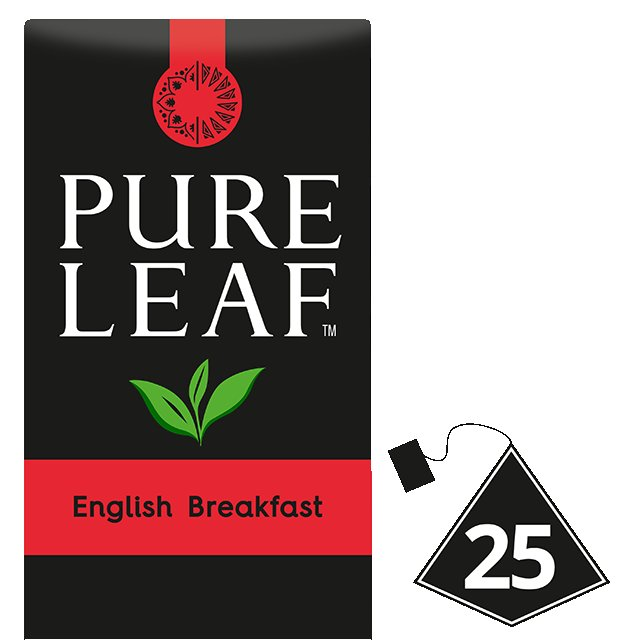 Pure Leaf Μαύρο English Breakfast -
