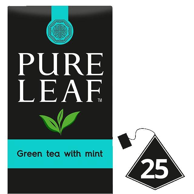 Pure Leaf Πράσινο Τσάι Μέντα -