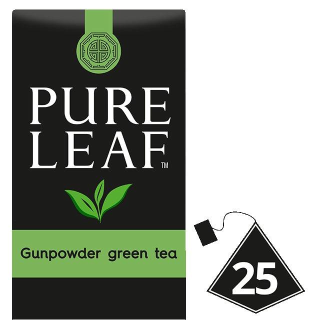 Pure Leaf Πράσινο Τσάι Gunpowder -
