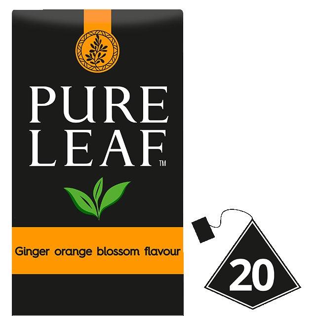Pure Leaf Ρόφημα Τζίντζερ Πορτοκάλι -