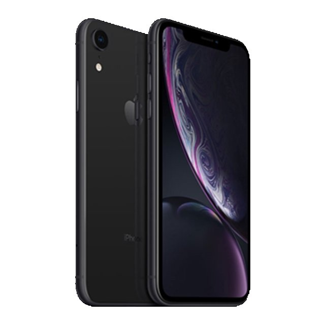 SMARTPHONE APPLE IPHONE XR BLACK 128GB -
