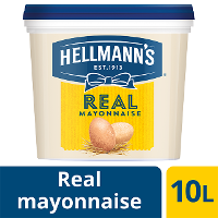 Hellmann's Μαγιονέζα Real 10 lt