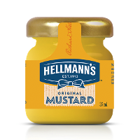 Hellmann's Μουστάρδα Mini Βαζάκι 33ml