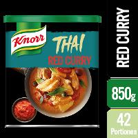 Knorr Πάστα Κόκκινο Κάρυ 850 gr