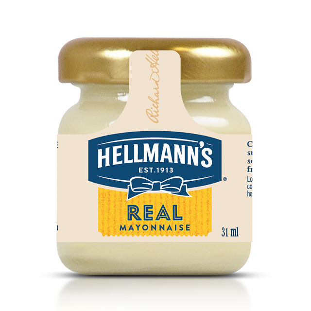 Hellmann's Μαγιονέζα Mini Βαζάκι  33 ml