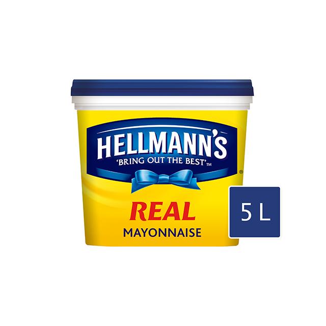 Hellmann's Μαγιονέζα Real 5 lt