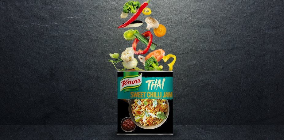 Knorr Πάστα Τσίλι 920 gr - Χρησιμοποιείται σε πολλές εφαρμογές στη μαγειρική