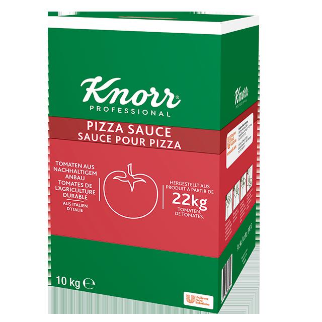 Knorr Σάλτσα Τομάτας για Ζυμαρικά, Πίτσες & Μαγειρευτά 10kg