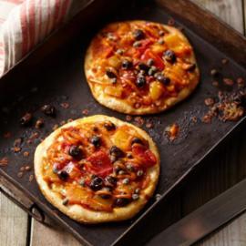Πίτσα πεπερονάτα