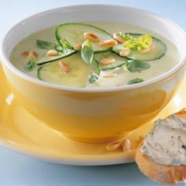 Σούπα Κολοκυθάκι